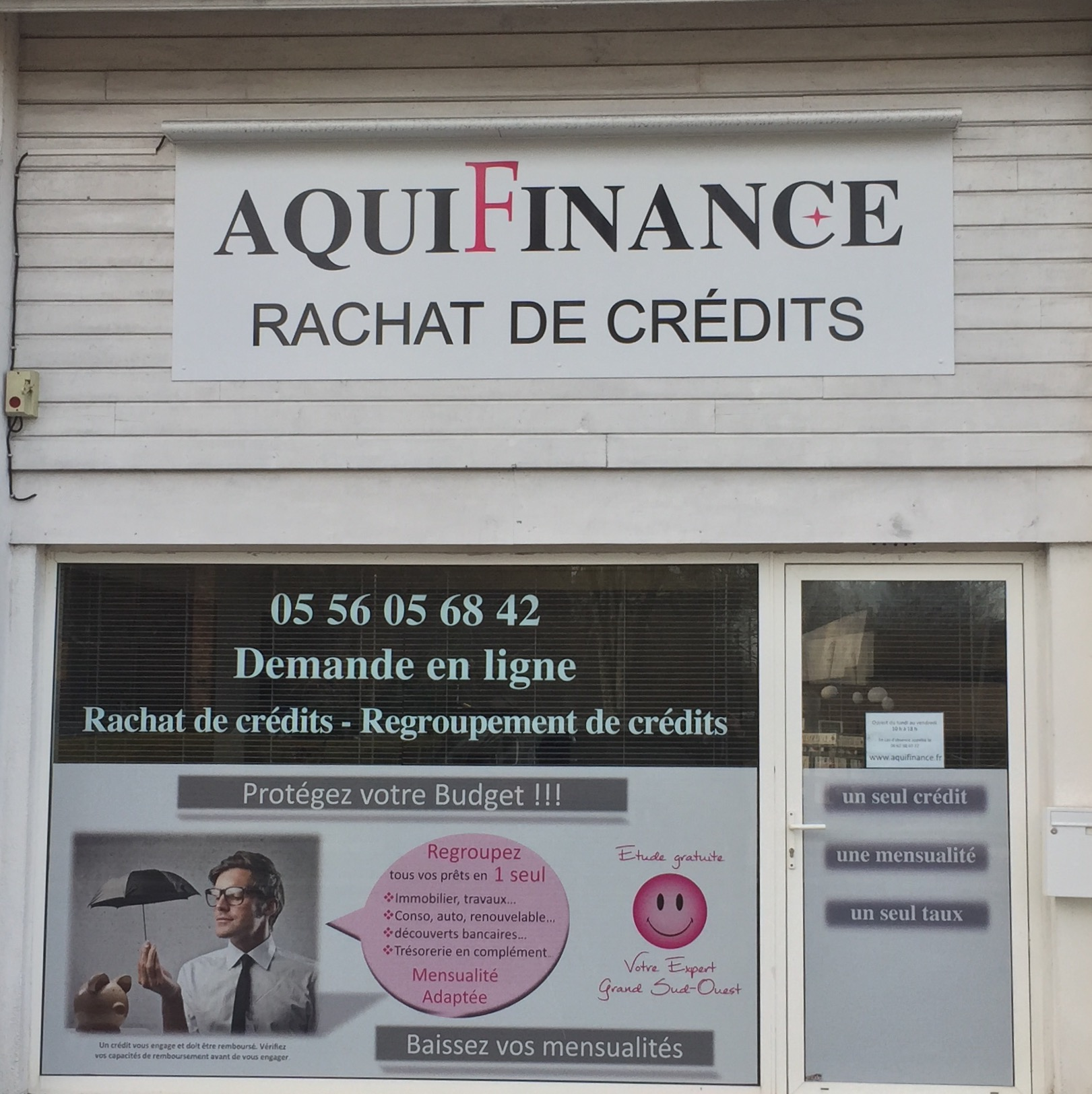 rachat de crédit à Bordeaux, regroupement de crédits à Bordeaux